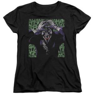Batman Insanity Joker Women's T-Shirt