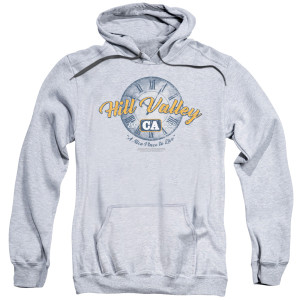 Back To The Future Hill Valley Pullover Hoodie