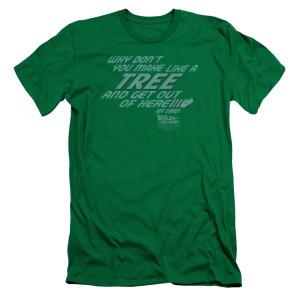 Back To The Future Make Like A Tree T-Shirt