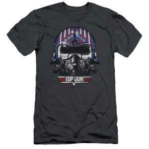 Top Gun Maverick Helmet T-Shirt