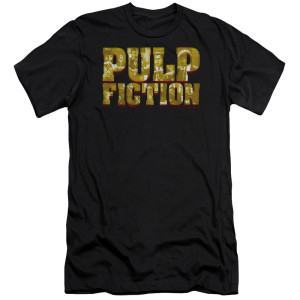 Pulp Fiction Logo T-Shirt