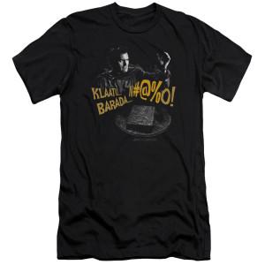 Army Of Darkness Klaatu Barada T-Shirt