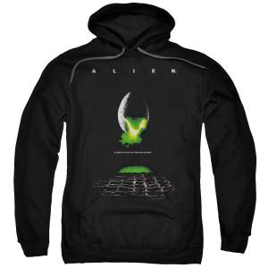 Alien Poster Pullover Hoodie