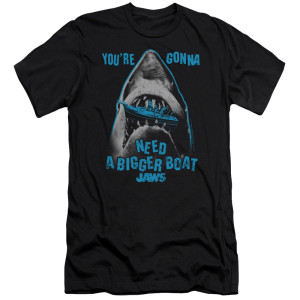 Jaws Boat Mouth T-Shirt