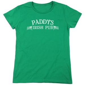 Always Sunny Paddy's Women's T-Shirt