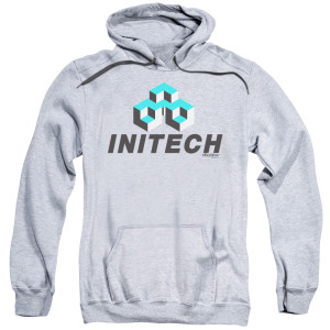 Office Space Initech Logo Pullover Hoodie