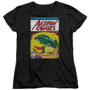 Superman Action No. 1 Women's T-Shirt