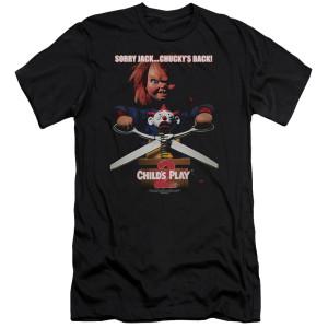 Child's Play Chucky's Back T-Shirt