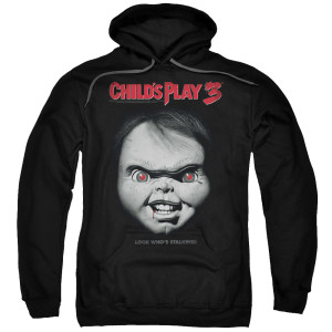 Child's Play Chucky's Face Pullover Hoodie