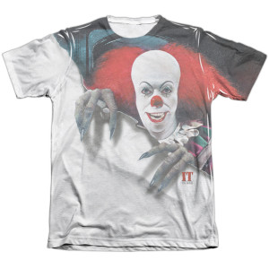 IT Creepy Pennywise T-Shirt