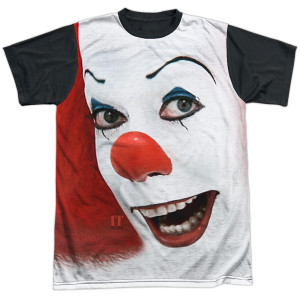 IT Pennywise Close Up T-Shirt