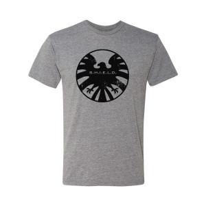 Marvel's Agents of S.H.I.E.L.D Distressed Crest T-Shirt