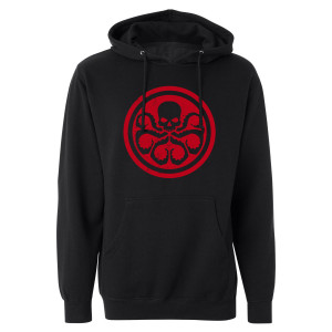 Marvel's Agents of S.H.I.E.L.D Hydra Symbol Pullover Hoodie