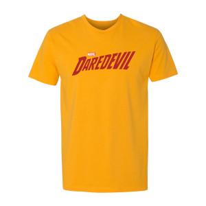 Marvel's Daredevil Logo T-Shirt (Gold)