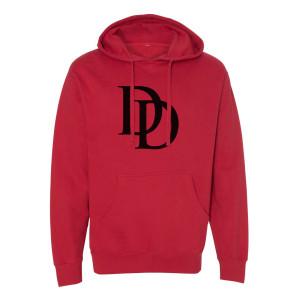 Marvel's Daredevil Emblem Hoodie (Red)
