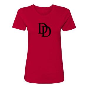 Marvel's Daredevil Emblem Women's T-Shirt