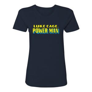 Marvel's Luke Cage Power Man Women's T-Shirt