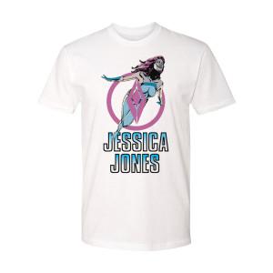 Marvel's Jessica Jones Flying T-Shirt