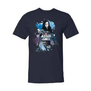 Marvel's Jessica Jones In The City T-Shirt