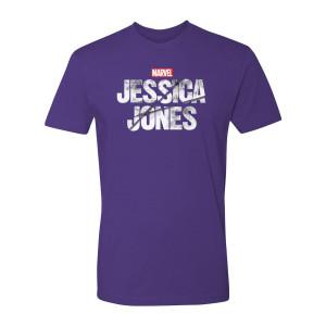 Marvel's Jessica Jones Logo T-Shirt