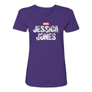 Marvel's Jessica Jones Logo Women's T-Shirt