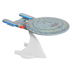 Star Trek The Next Generation 1701-D Enterprise Bluetooth Speaker and Engine Noise Sleep Machine