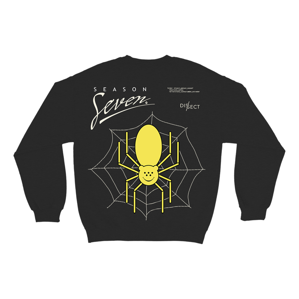 """Brown Recluse"" Crew Sweater"