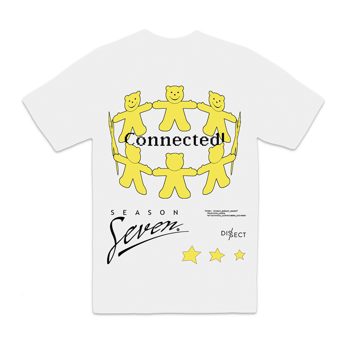 """Connected!"" Tee"