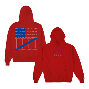 Limited Edition Season 5 Red Hoodie