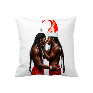 HOLIDAY Throw Pillow Cover
