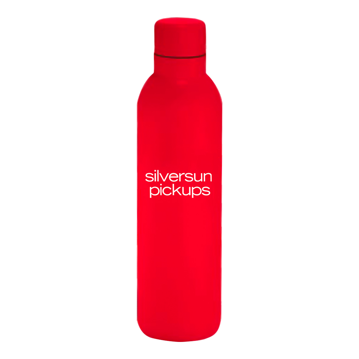 Red Silversun Pickups Water Bottle