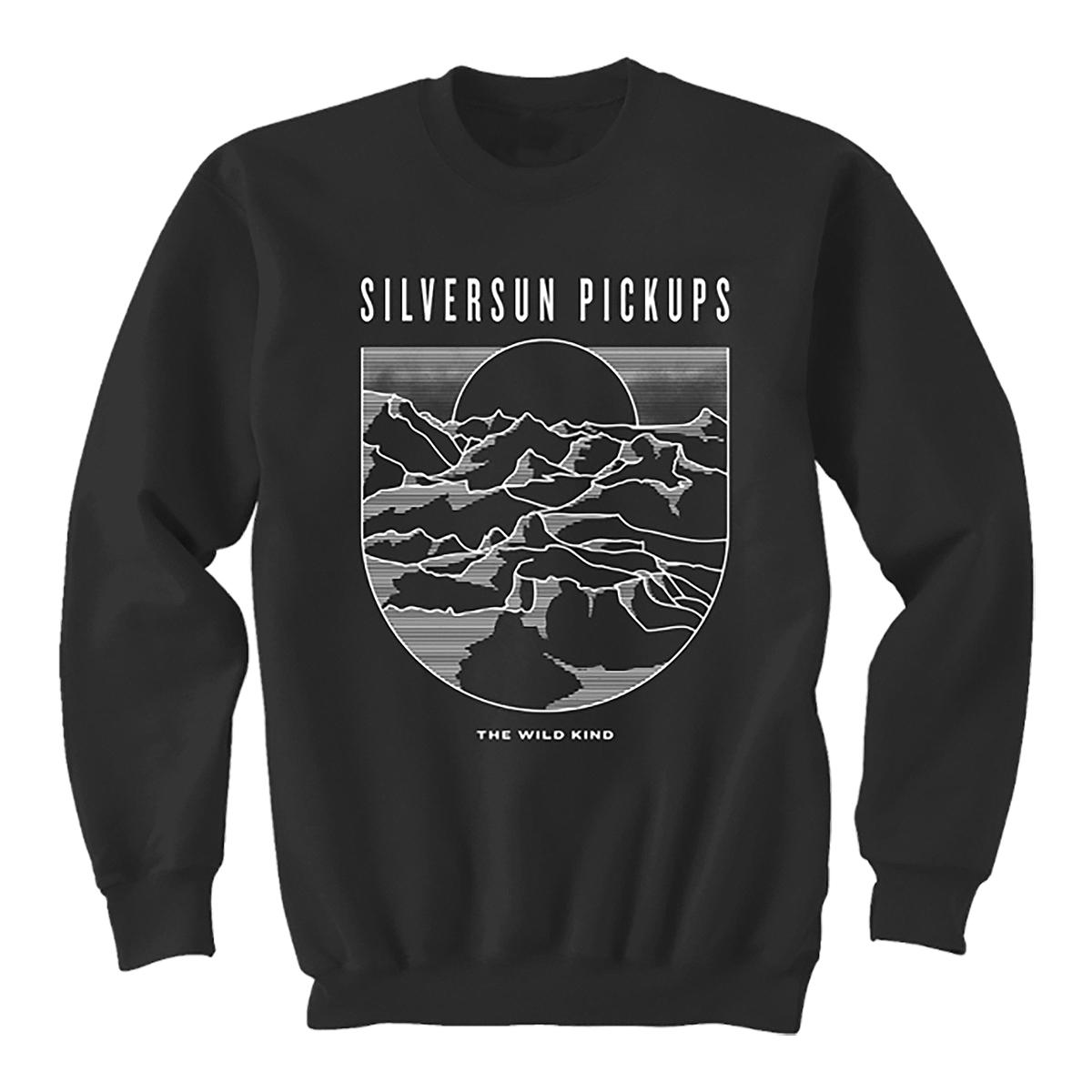 Wild Kind Black Sweatshirt