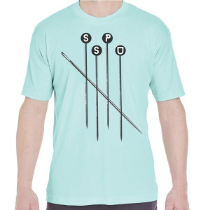 Pins and Needles Blue T Shirt