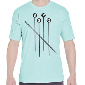 Pins and Needles Blue T Shirt