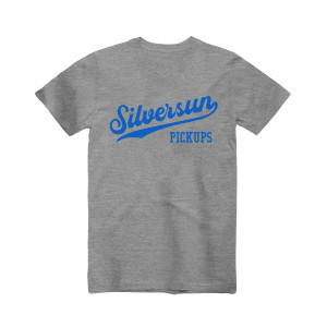 SSPU Varsity Logo Grey T-Shirt