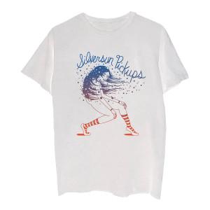 Wind White T-Shirt-LIMITED EDITION MEL KADEL DESIGN