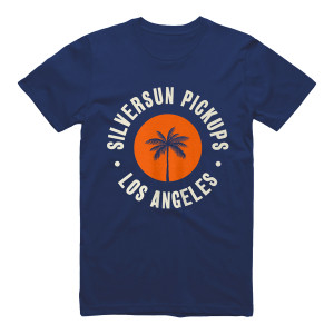 Los Angeles Palm Tree Dateback T-shirt