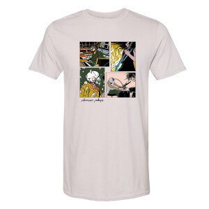 SSPU Cartoon Natural T-Shirt