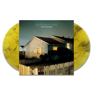 Silversun Pickups - Neck of the Woods 2 x LP - Yellow Translucent Colored Vinyl