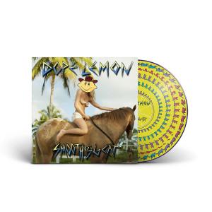 Smooth Big Cat D2C Exclusive Yellow Picture Disc Vinyl