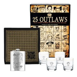25 Outlaws Party Pack