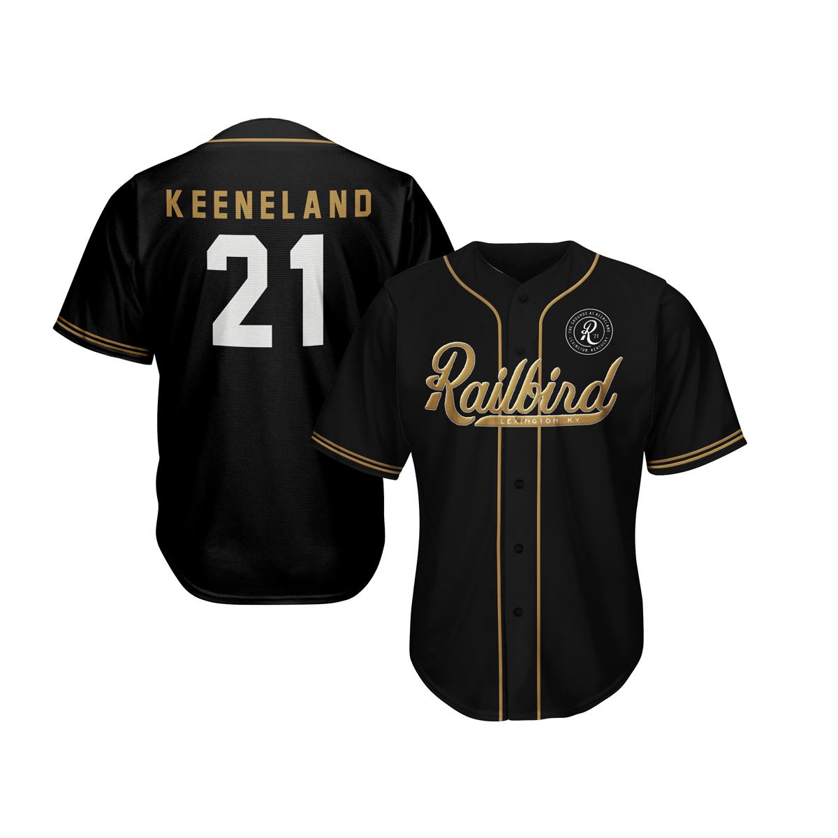 Limited Edition Custom Baseball Jersey