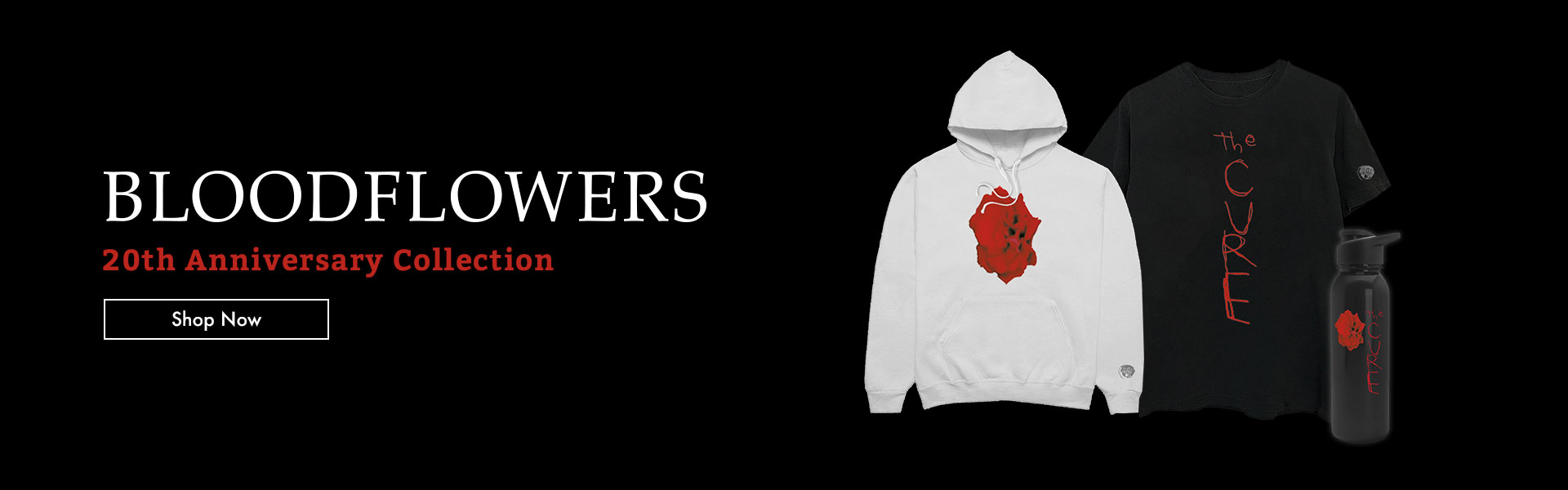 Bloodflowers | 20th anniversary collection | Shop now
