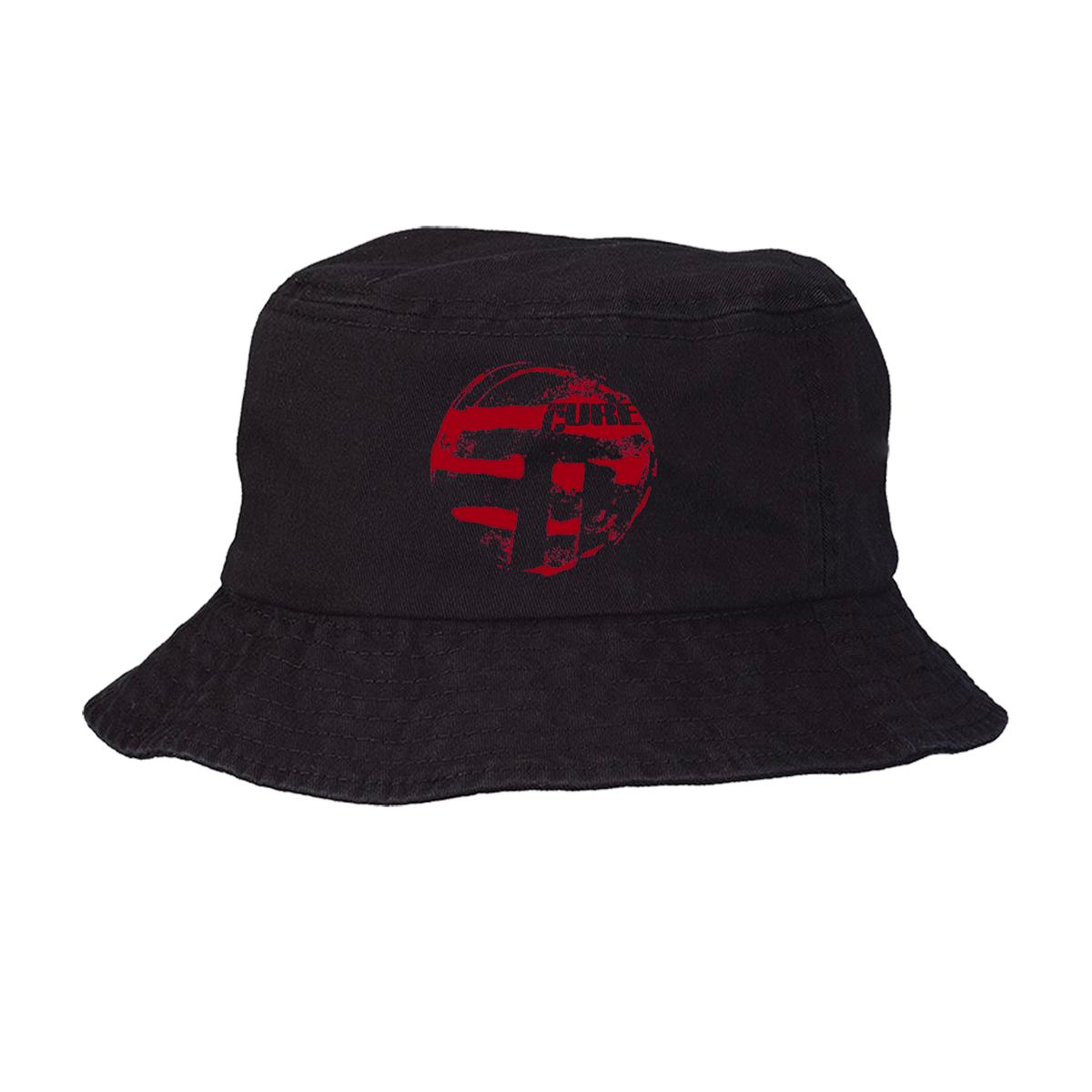 Eastern Red Logo Bucket Hat