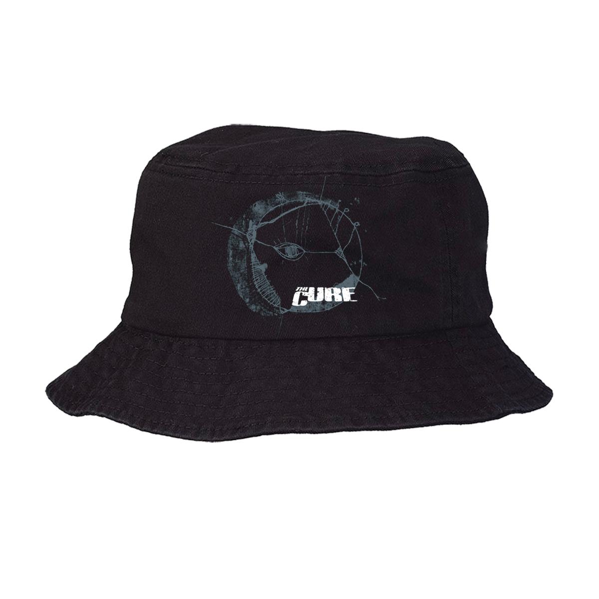 Eyemoon Black Bucket Hat