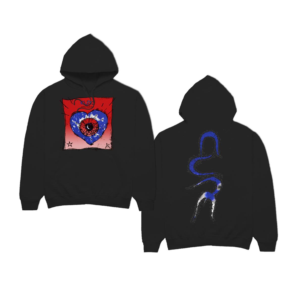 Friday I'm in Love Black Hoodie