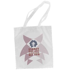 Sydney Opera House White Tote Bag