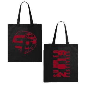 Eastern Red Logo Tote Bag