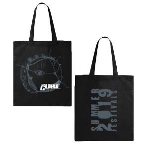 Eyemoon Black Tote Bag