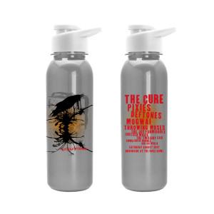Pasadena Daydream Charcoal Water Bottle